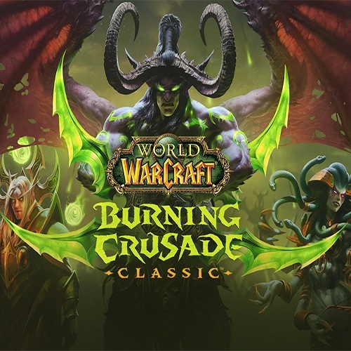 WOW Burning Crusade Classic Subscription